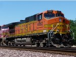 BNSF 4862 East